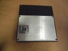 1983-1985 CHEVY BLAZER GMC JIMMY RH REAR DOOR LOCK CONTROL PANEL BEZEL USED GM