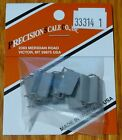 Precision Scale HO 33314.1 Gray Seats, Tripble with arm rest, for Lightweight