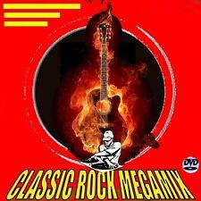 The Classic Rock Hit Mix - Non Stop Dj Video Mix- 86 Minutes Of Classics!!!!!!!!