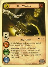 A Game of Thrones LCG - 1x Red Warlock  #012 - A Song of Summer