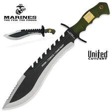 United Cutlery Marine Recon Kukri Khukuri Knife UC3011 Survival Tactical Knife