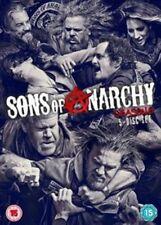 Sons of Anarchy Complete Season 6 Digital Versatile Disc DVD Region 2 BRAND