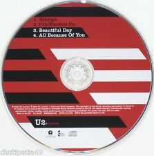 U2 Vertigo Live from Chicago Promo UK CD U2PRO5 Near Mint