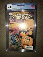 Amazing Spiderman Volume 5 #42 CGC 9.8 Boomerang free shipping