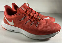 Nike Quest Running Shoes Ember Glow Red AA7412-800 Women's Size 7.5