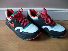 Nike Air Safari SE Supreme Tech Pack Men Black Orange Casual Shoes Trainers