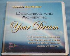 Richard Flint DESIGNING AND ACHIEVING YOUR DREAM 8 CD set Self Help Seminar NEW