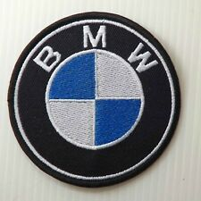 For BMW Motor Sport Racing P1186 Embroidered Iron on Patch High Quality MPower