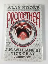 Promethea, Book 4 By Alan Moore. First Edition Hardcover