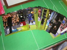 Leicester City FC 23 Individually Signed 12 x 8 Photos Premier League Champions