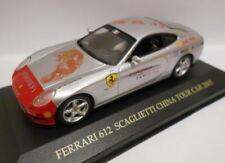 Véhicules miniatures métalliques cars Ferrari