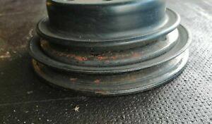 BMW E32 E34  M30  pulley   m30b30 m30b35