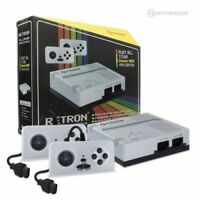 HOT BRAND NEW Hyperkin Retron 1 NES Video Game Silver Gaming Console System