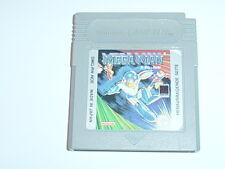 Nintendo Gameboy-Mega Man Dr. Willy's venganza