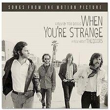The Doors - When You're Strange OST [CD Album]