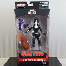 Marvel Legends Domino Action Figure Sasquatch BAF NIB