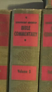 seventh day adventist bible commentary
