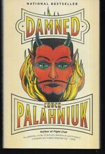 Damned by Chuck Palahniuk (2012, Paperback) Stated 1st Edition