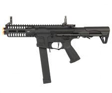 G&G Combat Machine CM16 ARP-9 PDW AEG Airsoft Submachine Gun - Black / COMBO