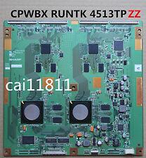 Philips T-Con Board CPWBX RUNTK 4513TP ZZ SHARP 4513 TP ZZ Logic board control