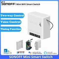 Sonoff Mini Smart DIY WiFi Switch Wireless APP Remote Control For Alexa Google