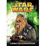 Alligator Books Star Wars Jumbo Colouring Book-