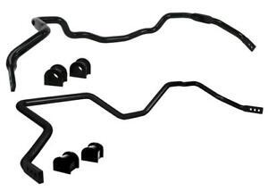 Whiteline Sway Bar Kit Front & Rear BTK017 fits Toyota Fortuner 2.8 D 4x4 (GU...