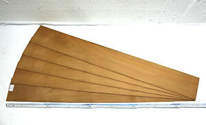 Kirschbaum  Gitarrenzargen Gitarrenbau Restaurierung Tonholz Gitarre Sägefurnier