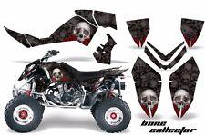 AMR Racing Decal Sticker Quad Graphic Sticker Kit Polaris Outlaw 500/525 BONES K