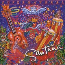 CD 13T SANTANA SUPERNATURAL (CLAPTON/MATTHEWS/MANA) TBE