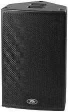 "Pair Peavey Hisys H12 Active Powered Speaker 600w 12"" Full Range Monitor X2"