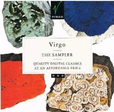 VIRGO THE SAMPLER – CD (1991) VIVALDI BACH HANDEL MOZART SCHUBERT LISZT HOLST