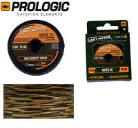 Prologic Viper Three Tone Green    3S   15m   20lbs LAST METER CARPFISHING