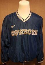 rare vtg DALLAS COWBOYS Reebok Sweater Size: XL VERY GOOD Condition