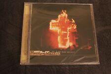 Marilyn Manson - Last Tour on Earth CD - POLISH STICKERS