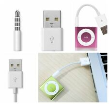 Portable USB Charger Data Sync Cable Cord For iPod Shuffle 3rd 4th 5th 6th