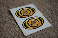 CHRYSLER Racing Motorsport Race Rally Car Race Decal Stickers Logo Badge 50mm