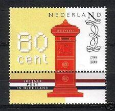 Nederland NVPH 1810 200 Jaar Nationaal Postbedrijf 1999 Postfris