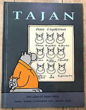 Catalogue de Vente BD TAJAN GELUCK LE CHAT Parfait Etat 29/11/2003