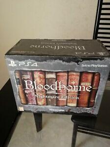 Bloodborne Collector's Edition Versione Italiana NUOVO E SIGILLATO