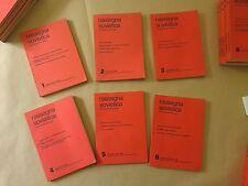 Rassegna Sovietica - 1986 - Annata Completa - Rivista Bimestrale di Cultura