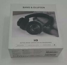 3RD GEN SEALED NEW B&O PLAY Bang & Olufsen Beoplay H9 Headphones 1646300 Black