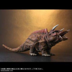 X Plus Jiger RIC vs Gamera kaiju monsters Godzilla