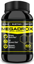 MEGADROX - Great Workouts, Cut Recovery Times, Enhance Energy!!