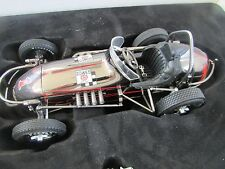 GMP 1:18 AJ Foyt race car 10th anniversary spcl. edition sprint Car black chrome
