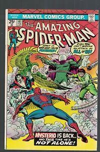 Amazing Spiderman 141 Danny Ekhart Mysterio 1975 VGF 5.0 0 avengers