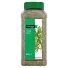 Quality 4 Dried Mixed Herbs Blended Marjoram Thyme Parsley Basil Chefs Larder