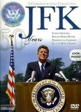 JFK 50 Year Commemorative Collection 6 DVD Set OOP National Archives Edition