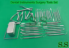 Dental Clinic Instruments Setup Best Offer Surgery Tools 160 Pcs
