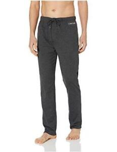 Calvin Klein Men's Ck Chill Lounge Pant, Grey, Size Medium NAvD